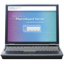 Sistema di gestione dati del paziente / dell'informazione / per farmaci / per farmacia