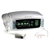Monitor per paziente per terapia intensiva / per capnografia / compatto / ad alta risoluzione