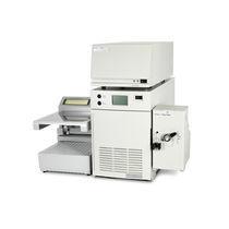 Sistema di cromatografia in fase liquida di preparazione / compatto