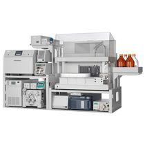 Sistema di cromatografia in fase super-critica / con quadripolo semplice / accoppiato a spettrometro di massa / PDA