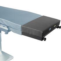 Poggiatesta / per tavolo operatorio / radiotrasparente / antistatico