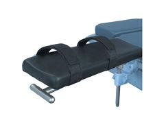 Poggiabraccia / per tavolo operatorio / con cinghie / regolabile