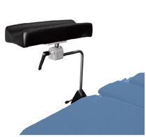 Poggiabraccia / per tavolo operatorio / ad altezza variabile / regolabile