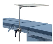 Vassoio portastrumenti standard per tavolo operatorio