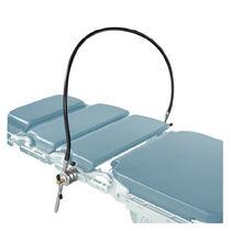 Arco per anestesia per tavolo operatorio / flessibile