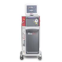 Laser per litotripsia / per enucleazione della prostata / Ho:YAG / su carrello