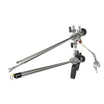 Endoscopio cistouretroscopio / diritto / con canale operativo / pediatrico