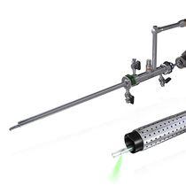 Endoscopio cistoscopio / ad angolo retto / con fibra ottica per laser