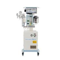 Sistema per anestesia veterinario / su carrello / con sistema di evacuazione dei gas anestetici