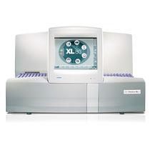 Analizzatore ematologico in 5 popolazioni / automatico / con touch screen / tramite impedenza elettrica
