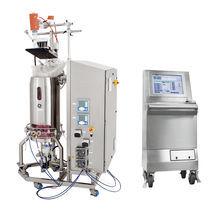 Bioreattore da laboratorio / per fermentazione microbica / monouso