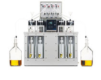 Viscosimetro da laboratorio