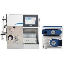 Sistema di cromatografia in fase liquida di preparazione / flash / LC/MS / compatto
