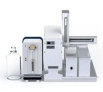 Sistema di preparazione dei campioni da laboratorio / automatizzato / di manipolazione di liquidi / per estrazione in fase solida