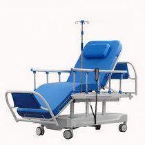Letto per dialisi / elettrico / ad altezza regolabile / con rotelle