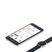 Applicazione iOS di telemonitoraggio dello stato di salute / di gestione / medica