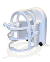 Bobina per risonanza magnetica testa / in quadratura