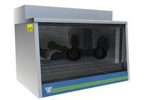 Scatola a guanti da laboratorio / da banco / in atmosfera controllata