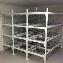 Scaffalatura modulare / per stoccaggio di cadaveri / con struttura aperta