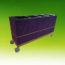Carrello di trasferimento / di carico / portaferetri