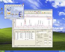 Software di cromatografia / di gestione dati / di analisi