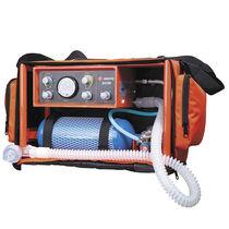 Ventilatore pneumatico / da trasporto / di emergenza / IPPB
