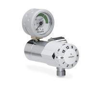 Detentore di ossigeno / portata regolabile / ad alta pressione