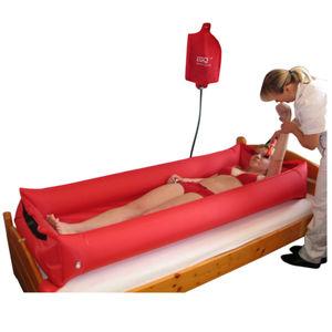 vasca da bagno ospedaliera gonfiabile manuale