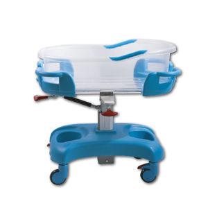 carrello da bagno ad altezza regolabile per beb