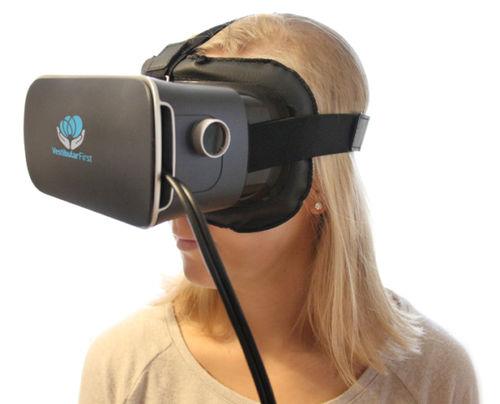 videonistagmoscopio