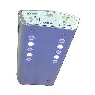 Lampada di fototerapia neonatale / con rotelle / LED blu Naos, Naos Plus GINEVRI