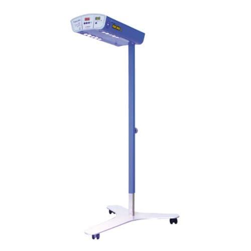 Lampada di fototerapia neonatale / con rotelle Naos, Naos Plus GINEVRI