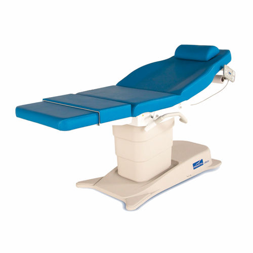 lettino da visita per ecocardiografia / per cure di bellezza / veterinario / ginecologico
