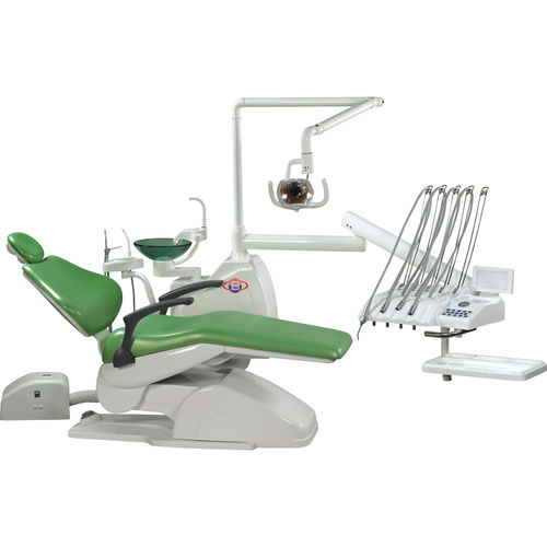 Riunito odontoiatrico con portastrumenti / con illuminazione BD-901 Best Dent Equipment Co.,Limited