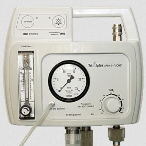 ventilatore pneumatico / per rianimazione / neonatale / CPAP
