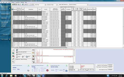 software didattico / di validazione / di gestione dati / di acquisizione