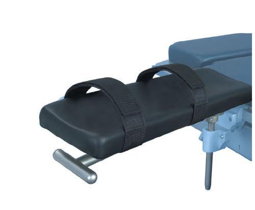 Poggiabraccia / per tavolo operatorio / con cinghie / regolabile 9906018, 9906030 OPT SurgiSystems
