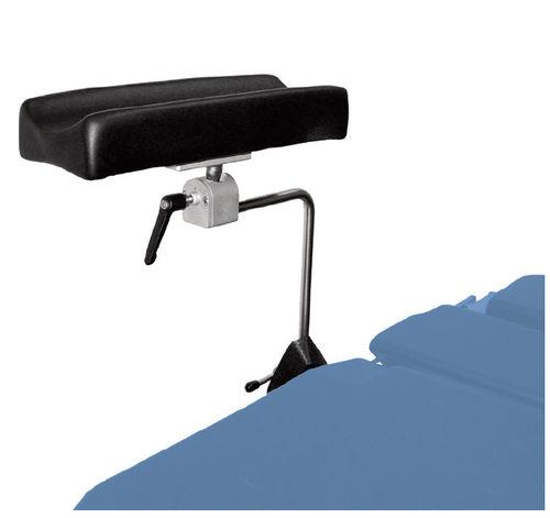 Poggiabraccia / per tavolo operatorio / ad altezza variabile / regolabile 9906003 OPT SurgiSystems