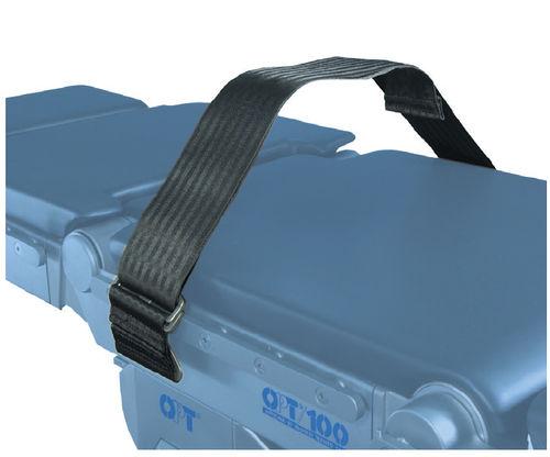 Cinghia di fissaggio per tavolo operatorio / per il corpo / per gamba 9914009 OPT SurgiSystems