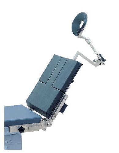 poggiatesta / per chirurgia della spalla / per chirurgia ortopedica / ad altezza variabile