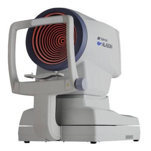 topografo corneale / biometro ottico / da tavolo