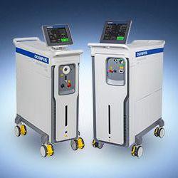 laser per litotripsia / Ho:YAG / su carrello
