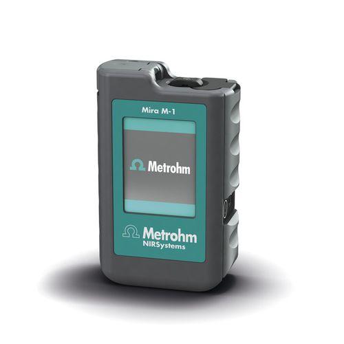 Spettrometro Raman / per l'industria farmaceutica / palmare Mira M-1 Metrohm