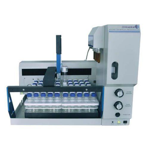 sistema di preparazione dei campioni per cromatografia / automatizzato / da banco