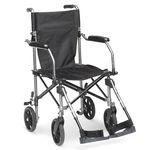 sedia portantina per esterni / da interno / con rotelle / pieghevole