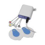 elettrocardiografo da prova da sforzo / per PC / 2 canali / per rete wireless