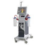 aspiratore chirurgico elettrico / per liposuzione / con rotelle