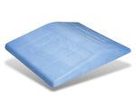Supporto poggiatallone / appoggio sacrale / per letto ospedaliero / in schiuma P905T SYST'AM