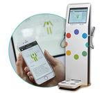 analizzatore di composizione corporea per bioimpedenziometria / per segmentazione / per misurazione del grasso / con display digitale