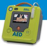 defibrillatore esterno semiautomatico / automatizzato / con connessione wireless